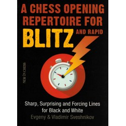 A Chess Opening Repertoire...