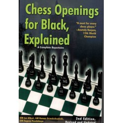 Chess Openings for Black,...