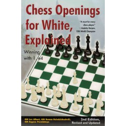 Chess Openings for White,...