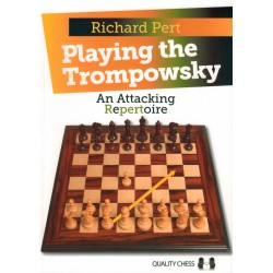 Playing the Trompowsky de Richard Pert