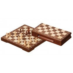 Jeu d'échecs de voyage,...