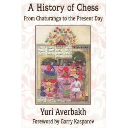 A History of Chess de Yuri...