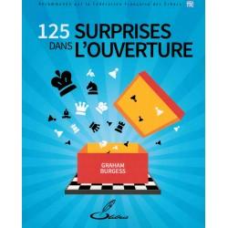 125 surprises dans l'ouverture de Graham Burgess