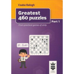 Greatest 460 puzzles vol.1 de Csaba Balogh